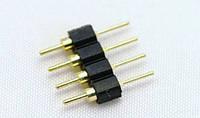 Коннектор RGB 4 pin папа Код.52453