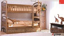 "Двоярусне ліжко ""Аріна"""