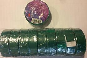 Изолента PVC 3M зеленая