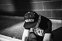 Снепбек черный Brooklyn , фото 3