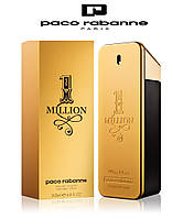 Мужские духи Paco Rabanne 1 Million 100 ml Пако Рабанн 1 Миллион Парфюмированная вода