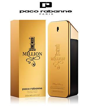 Мужские духи Paco Rabanne 1 Million 100 ml | Пако Рабанн 1 Миллион Парфюмированная вода, фото 2