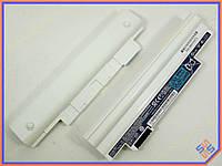 Аккумулятор Acer AL10A13, AL10A31, AL10B31, AL10BW, AL10G31, BT.00603.121, ICR17/65, LC.BTP00.128 LC.BTP00.129 (10.8V 4400mAh 46WH White) Цвет Белый.