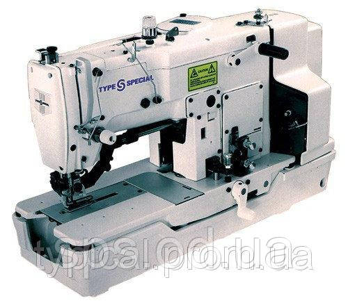 Петельная машина TYPE SPECIAL S-A10/783D