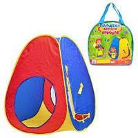 Палатка детская игровая, M0040, 007252