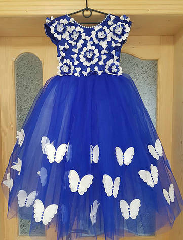 Дивовижна святкова дитяче плаття для справжньої принцеси., фото 2