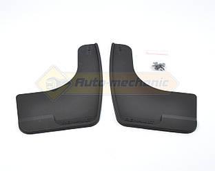 Брызговики передние / задние (к-т) на Renault Kangoo II 2008->- Renault (Оригинал) - 8201212479