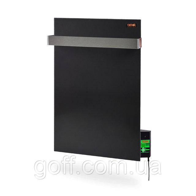 Керамический полотенцесушитель Dimol Mini 07 с терморегулятором (графитовый)