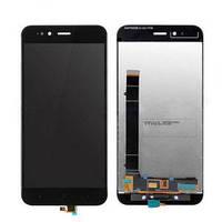 Дисплей с тачскрином Xiaomi Mi A1, Mi5x черный