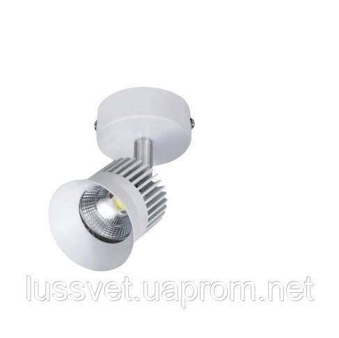 Світильник накладної поворотний HOROZ 5 Вт