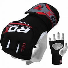 Бинт-перчатка RDX Neopren Gel Red S/M