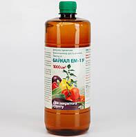 """""""Байкал ЭМ-1У"""" для закрытого грунта 1л. Удобрение органическое, биостимулятор роста растений."""
