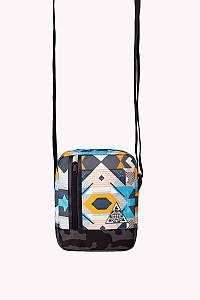Мессенджер сумка через плечо M5 HIPSTER BLOCKS Urban Planet (сумка женская, сумка мужская, сумки)