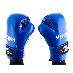 Перчатки для единоборств на липучке Venum KungFu, ММА, 355 Flex, S, M, L