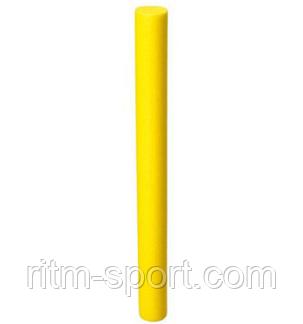 Нудл для плавания (аквапалка) короткий  76 см, фото 2