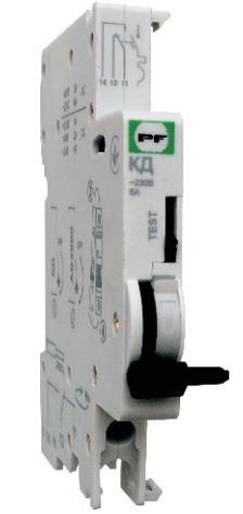 Контакт додатковий Промфактор КД 2/63 Standart 6A/230В (лівий)