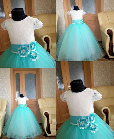 6584b4e7e1f Красивое нарядное праздничное платье на девочку 7-10 лет  продажа ...