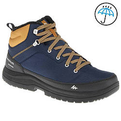 Ботинки зимние мужские Quechua Snow Hiking 100 warm