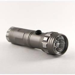 Водонепроницаемый ручной фонарь 9LED, 015-9C