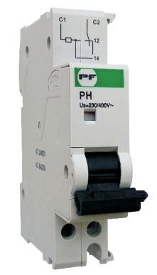 Розчіплювач незалежний Промфактор РН 2/63 Standart АС230/400В, 50/60Гц (лівий)