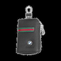 Ключница Carss с логотипом BMW 12012 многофункциональная черная