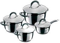 Набор посуды RONDELL RDS-040 Flamme, 3 кастрюли+ковш