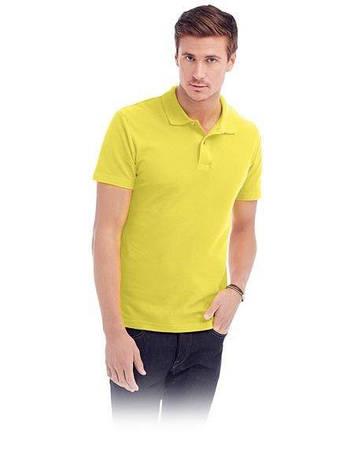 Поло желтая, фото 2