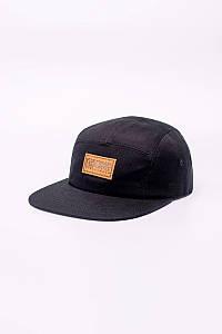 Пятипанелька снепбек кепка 5 Panel BLK Urban Planet (кепки, снэпбек, головной убор, на голову, бейсболка)