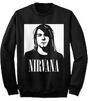 Свитшот Kurt Cobain
