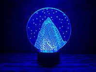 """Детский ночник - светильник """"Эверест"""" 3DTOYSLAMP, фото 1"""