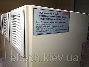 Шкаф управления скважинным насосом 15кВт