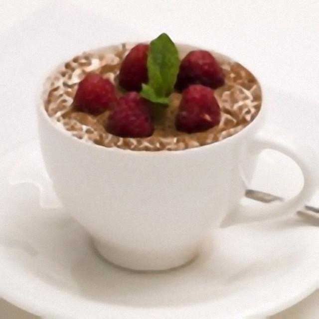 Кава «Малиновий десерт»