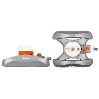 WHITE LINE Ороситель вращающийся, 2-х режимный с зубчатой передачей, WL-Z14