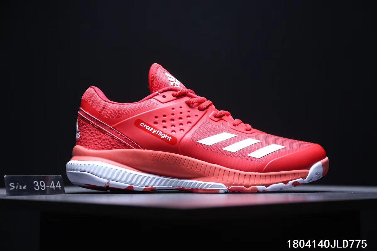 Кроссовки Adidas Crazyflight Bounce адидас мужские женские реплика, фото 1