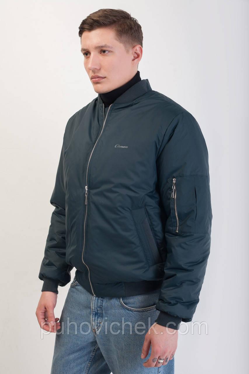 Модная куртка мужская весенняя молодежная