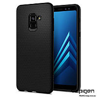 Чехол Spigen для Samsung A8 (2018) Liquid Air