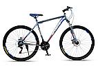 """Горный велосипед SPARTO TN 7329 29"""",18"""" Серый / Синий"""