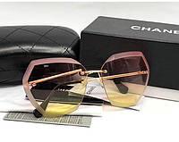 Солнцезащитные очки (9527) rose, фото 1