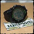 Часы спортивные Skmei DG1127 Black/Green BOX DG1127BOXBKGR , фото 3
