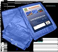 Тент тарпаулин водонепроницаемый BLUE 60 гр/м.кв. 10 х 20 м, PL10/20