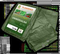 Тент водонепроницаемый GREEN 90 гр/м.кв. размер 6x8м, PL906/8