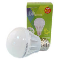 Лампа светодиодная Шар 3W Е27 220V 4100k