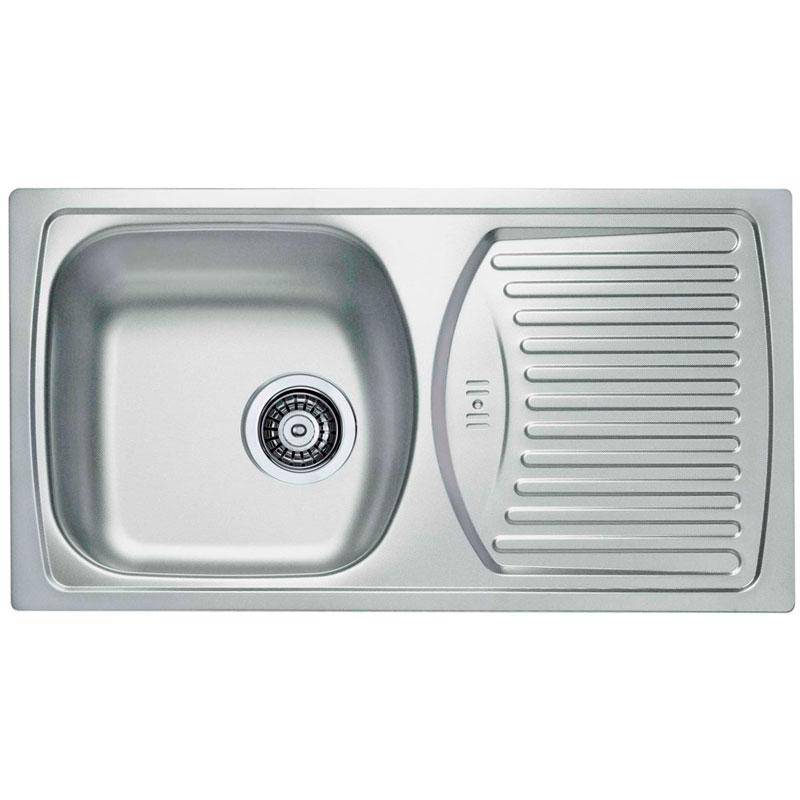 Кухонная мойка Alveus Basic 150 I сатин 78*44