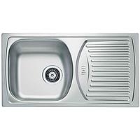 Кухонная мойка Alveus Basic 150 I сатин 78*44, фото 1