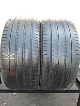 Летние шины пара б/у Pirelli Pzero 275/40/19