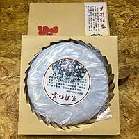 Коллекционный шу пэр с добавлением цветков жасмина 200 грамм