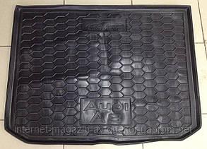 Коврик багажника резинопластиковый для Audi A-3 Sportback 2012- г. Avto-gumm (Автогум)