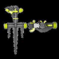 Ороситель пульсирующий на трезубце LIME LINE, LE-6105