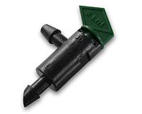 Эмиттер разборный с миникраном 7,6 л/ч (10 шт), под трубку 4 мм, DSE-0302