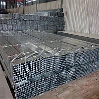 Алюминиевая труба профильная 10х20х0,9 мм марка алюминий трубы АД31, оптом и в розницу